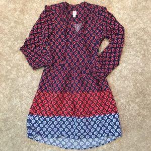 GAP Clover Floral Dress - 0